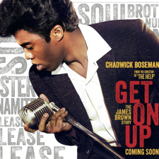 Get on Up: James Brown on the Silver Screen