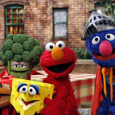 Happy 45th Birthday Sesame Street!