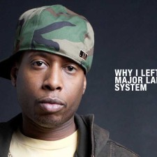 Talib Kweli Explains Why He Left the Major Label System