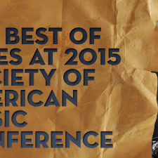 The Best of Times at 2015 Society for American Music Conference