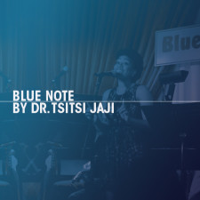 """Blue Note"" A Poem by Dr. Tsitsi Jaji"