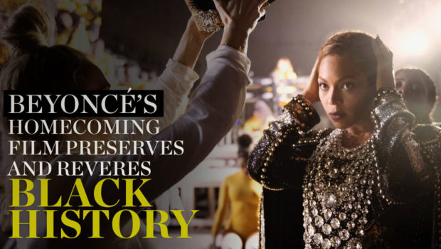Beyonce S Homecoming Film Preserves And Reveres Black History Dr Guy Presents Musiqology